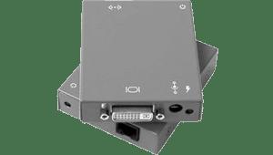 DVIEXT-2-RX-PS DVI-D CAT6 STP Receiver