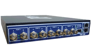 TNP-100 Telemetry Data over IP Ethernet Networks