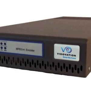 VEN-2200, VidOvation, MPEG-4 AVC Encoder, Dual-Channel, ASi Output, Stand Alone