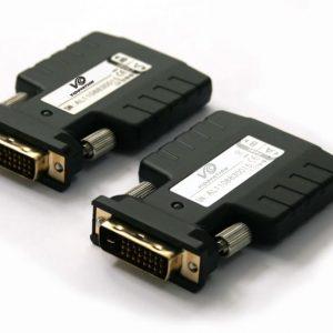 FOE-200-DVI Fiber Optic Extender Dual Link 2 Channel