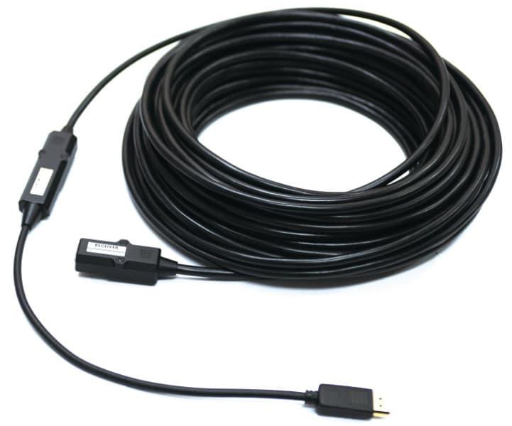 FCS-500-DP DisplayPort Fiber Optic Cable System