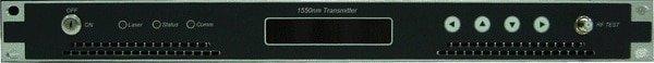 FCT-2500D VidOptic 1550nm DFB Fiber Optic CATV Cable TV RF Transmitter
