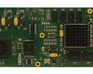 VRD-5100 ASI input HD-SDI output Receiver Decoder openGear Card