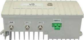 FCN-2000L-2 Fiber to the Building Indoor CATV Cable TV Node CATV