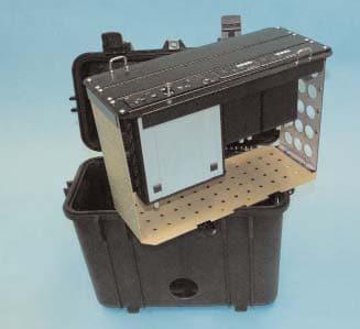 VidOptic Remote RFT-6000 VidOptic Remote Fiber Optic Transport HD, Composite, Audio, Ethernet & DataBattery Operated & Bi-Directional