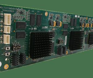 VMT-5000 Multistandard Broadcast Transcoder