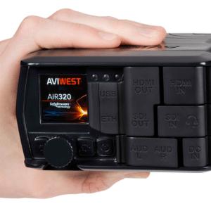 AVIWEST AIR320 Ultra Compact Bonded Cellular Transmitter