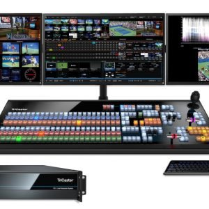 TriCaster® TC1 Complete Production