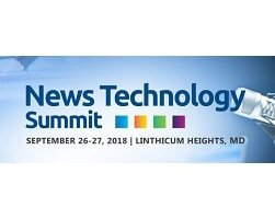 AVIWEST at News Technology Summit