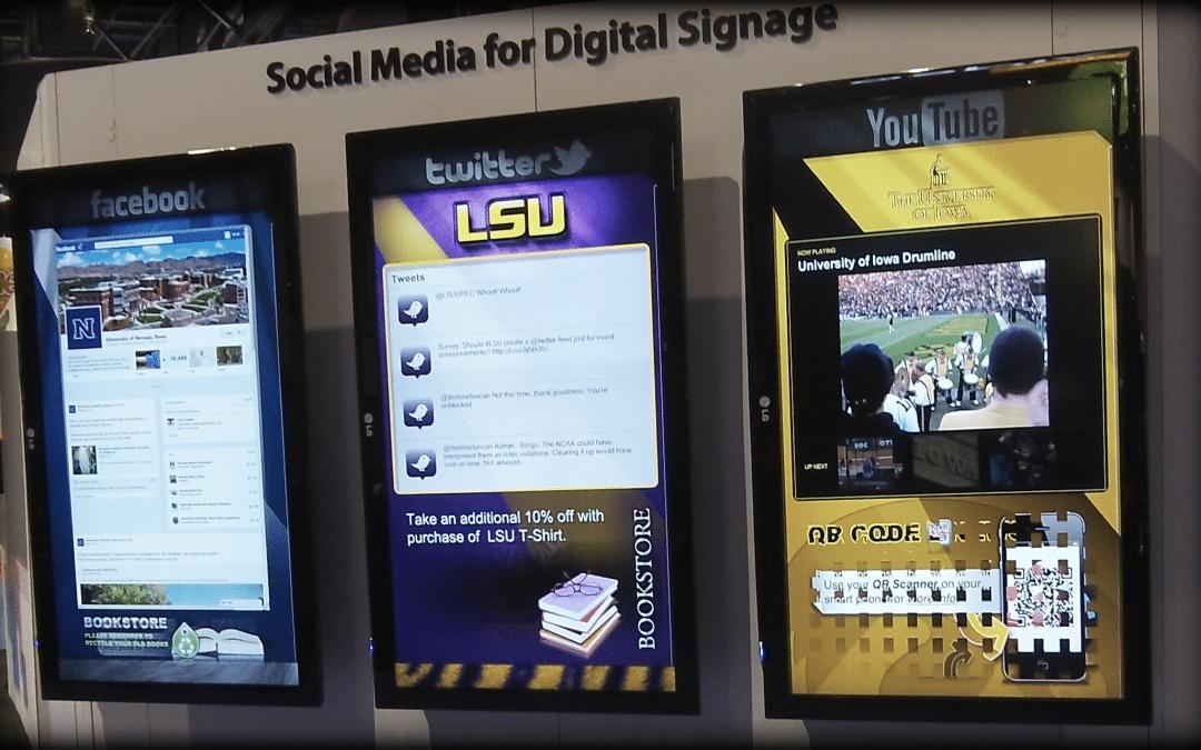 VidOvation Digital Signage Datasheet