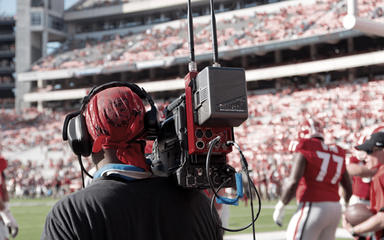 NFL Team Chooses VidOvation and ABonAir to Overhaul Its Stadium's Wireless Camera Coverage