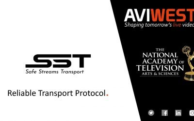 How AVIWEST SafeStreams Transport (SST) Transmits Live Video over Cellular and Internet