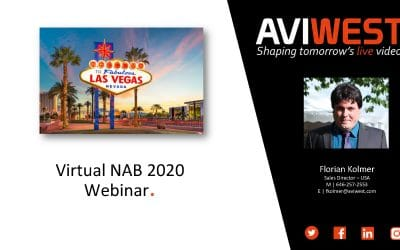 NAB Updates – New RACK Field Encoders & 5G Cellular Transmitters [Webinar Recording]