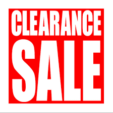 B-Stock & Clearance